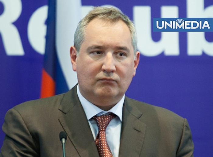 După ce s-a tras de păr cu autoritățile R. Moldova, Rogozin s-a certat și cu premierul român