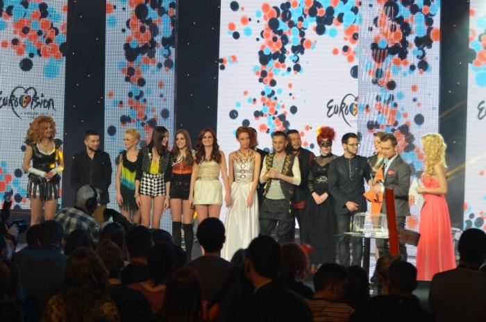 Eurovision 2013: Aceștia sunt favoriții publicului