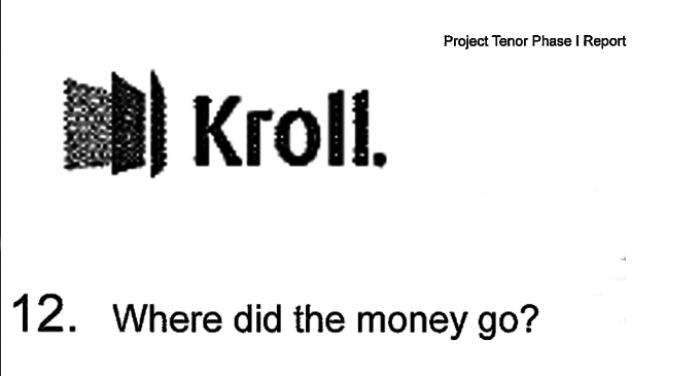 Expert în economie: Raportul Kroll - bani aruncați în vânt