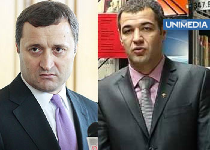 Filat l-a propus pe Țîcu în calitate de ministru al Tineretului și Sportului