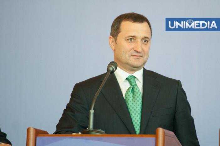 Filat: Nu Voronin și Ghimpu vor decide cine să fie prim-ministru