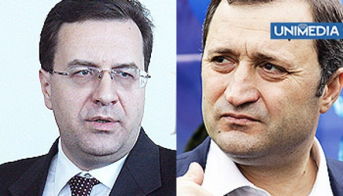 Filat și Lupu, în discuții despre sistemul electoral mixt