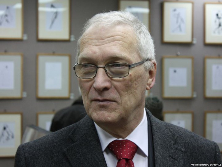 Fostul ambasador al Cehiei în R.Moldova, Jaromir Kvapil, a decedat. A pierdut lupta cu o boală dură