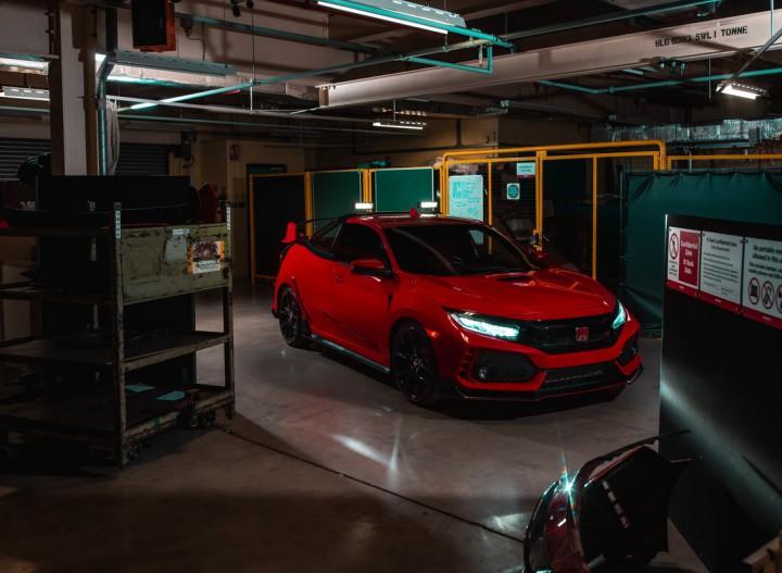 (foto) Honda a construit un Civic Type R Pick-up! Vezi cum arată