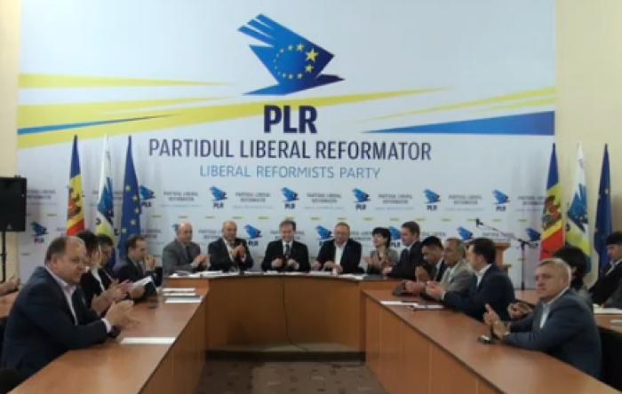 (foto) Liberalii reformatori au făcut publică sigla viitorului partid