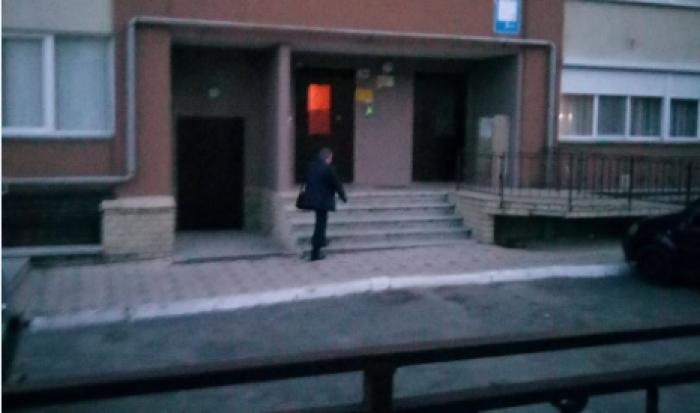 (foto) Mihai Ghimpu l-a vizitat noaptea trecută pe Dorin Chirtoacă