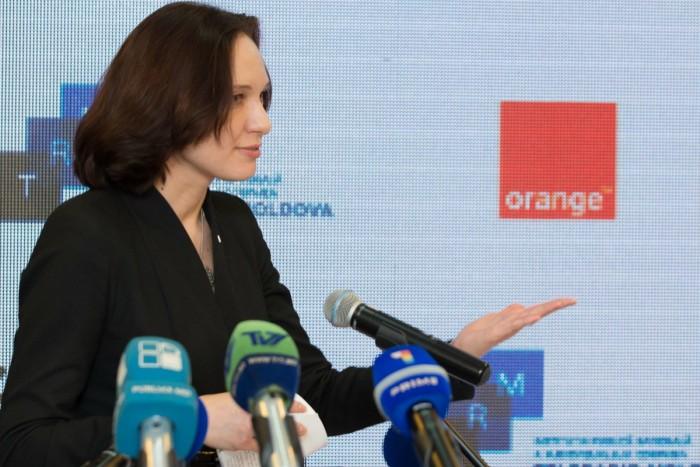 (foto) Orange Moldova, MAIB, TRM și Guvern - frumos parteneriat în organizarea Eurovision 2013, etapa națională