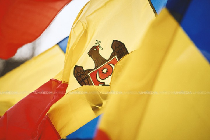 (foto) Unirea românilor de pe ambele maluri ale Prutului: Comuna Corbi, Baimaclia și raionul Căușeni au semnat declarația de Unire