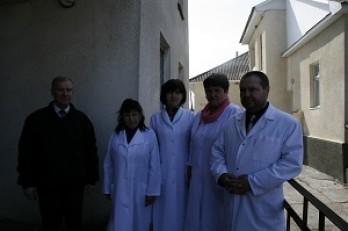 Fundaţia Orange a donat Centrului de Sănătate din Limbenii-Vechi echipament medical modern