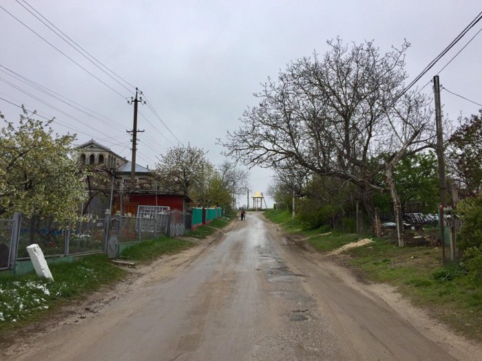(galerie foto) În timp ce Chișinăul luptă cu stihia, nordul republicii este verde