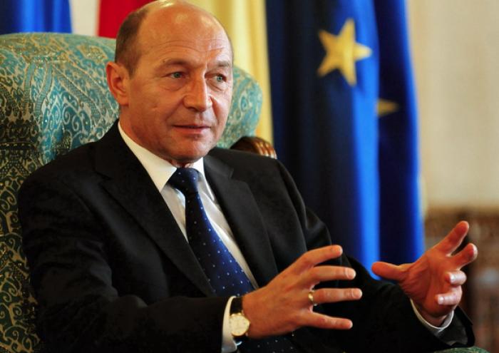 Gaz românesc pentru R. Moldova! Băsescu: E proiectul meu de suflet!