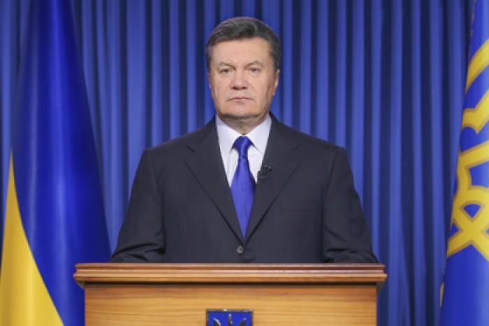Ianukovici solicită protecția Rusiei
