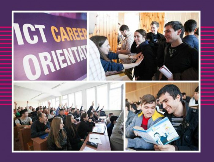 ICT Career Orientation, eveniment pentru cei care își doresc o carieră de succes în domeniul IT