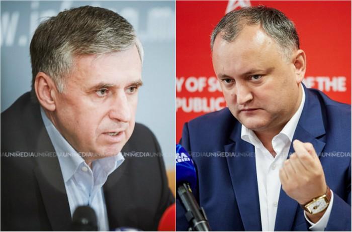 Sturza, către Dodon: Nu-ți plac unioniștii, dar te duci să tai panglici la grădinițele reconstruite pe banii românilor
