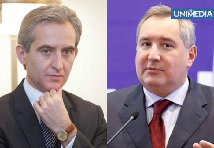 Iurie Leancă se va întâlni cu Dmitri Rogozin la Chișinău