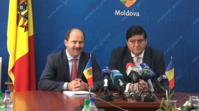 Lazăr: Vrem să aducem gazul din România până la Chișinău