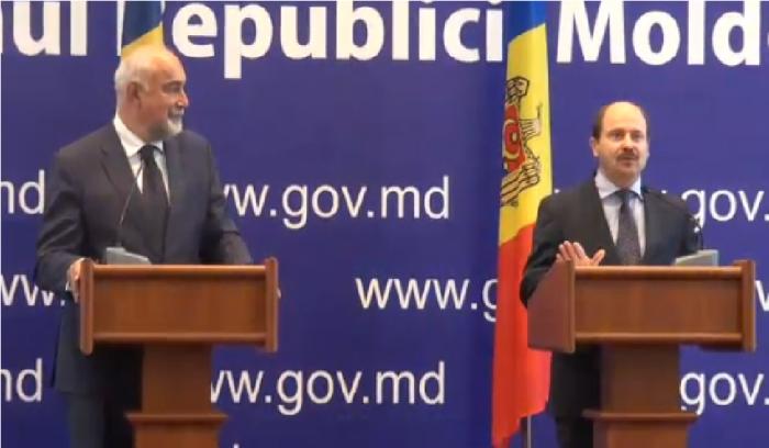 Lazăr și Vosganian, la unison: Construcția gazoductului Iași-Ungheni nu va întârzia