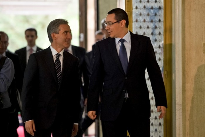Leancă explică de ce îl susține pe Ponta