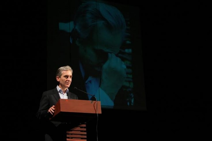 Leancă la inaugurarea Anului Dumitru Matcovschi: Poetul şi-a dorit mereu o ţară vie