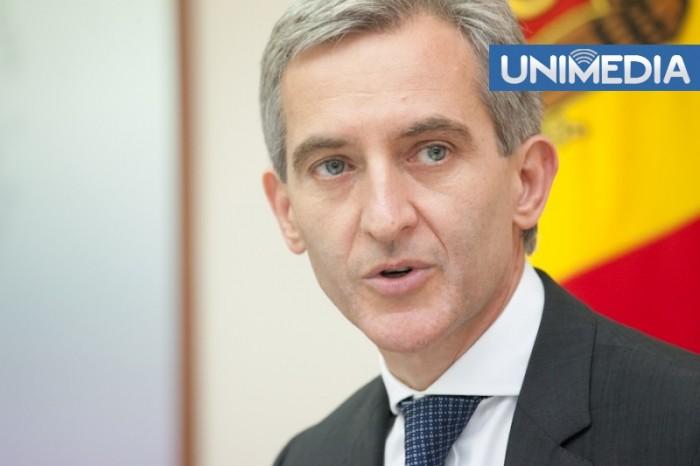 """Leancă: Referendumul din Găgăuzia este o """"sfidare a legii"""""""