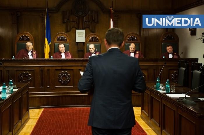 Liberalii apelează din nou la Curtea Constituțională