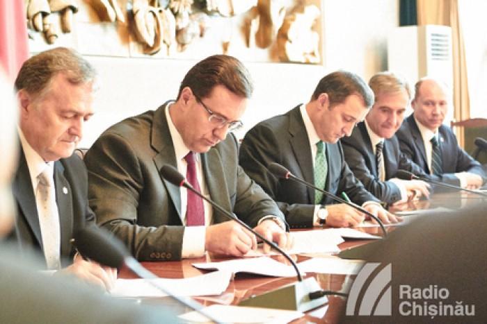 Liderii de la Chișinău sunt îngrijorați de ce se întâmplă la Kiev
