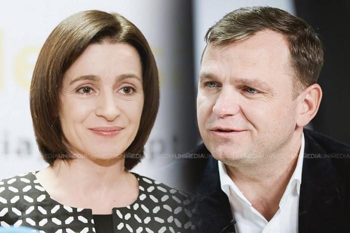 Liderii PAS și PPPDA comentează avizul Comisiei de la Veneția. Sandu: Decizia finală este cu mult mai dură decât se așteptau autoritățile