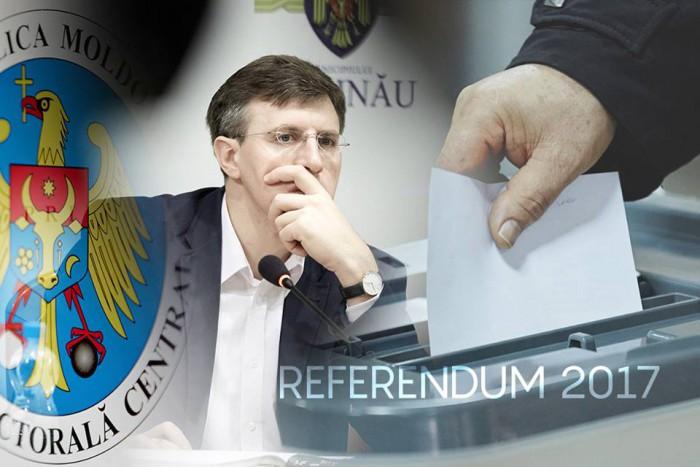 Referendumul eșuat, Chișinău 2017! Rezumatul unui plebiscit în cifre, grafice și livetext