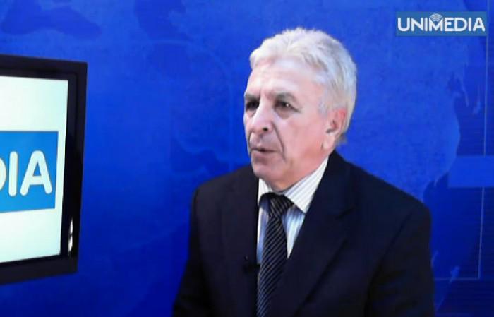 (video) Vasile Alcaz în studioul UNIMEDIA
