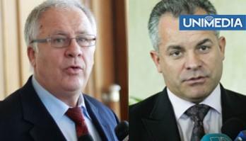 Lupu i-a desemnat pe Plahotniuc și Diacov drept responsabili de reformarea PD