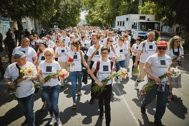 Mai multă culoare la Festivalul Pride din Chișinău în acest an. GenderDoc-M a stabilit data și programul activităților