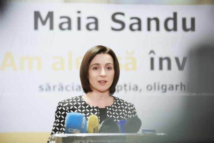 """Maia Sandu, despre aflarea lui Șevciuk și Ștanski într-un apartament din capitală: """"Ospitalitatea autorităților de la Chișinău este răsplata pentru schemele economice comune din sectorul energetic"""""""