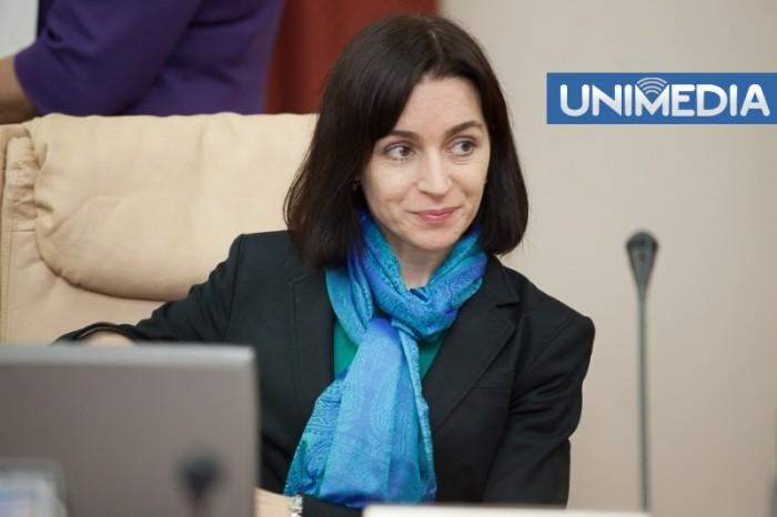 Maia Sandu a răspuns provocării lansate de Vlad Filat