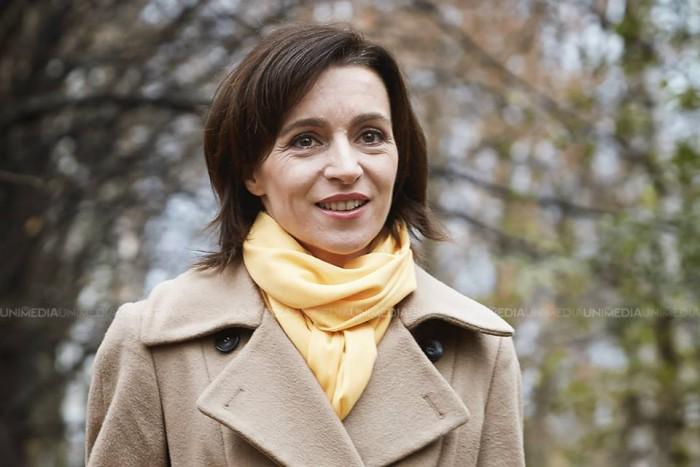 Maia Sandu: Luăm umbrelele și venim la protest. Noi, cei de la Chișinău, nu trebuie să înfruntăm nici drumurile înfundate, sau cursele anulate
