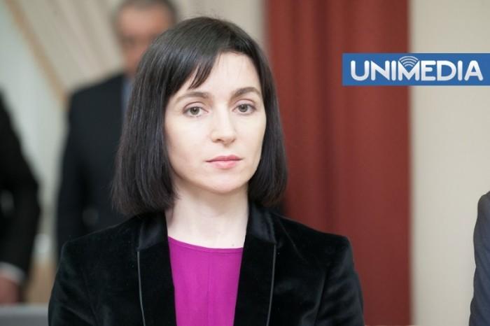 Maia Sandu, în Parlament! Comuniștii îi cer demisia pentru că nu le-a dat voie elevilor să copieze