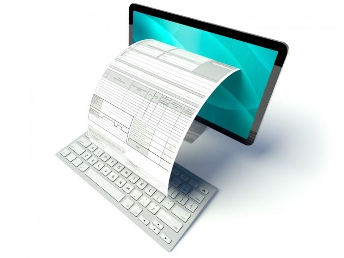 Marți se lansează serviciul pilot pentru E-factura