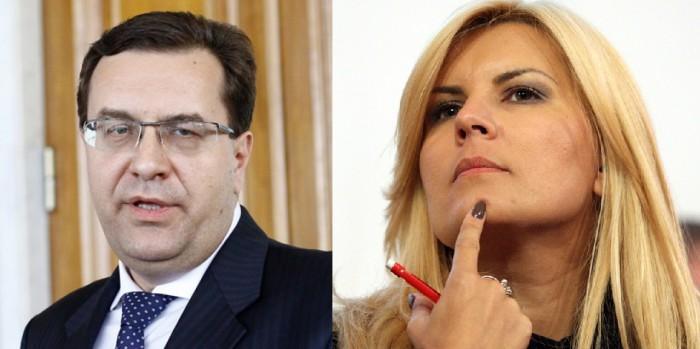 Marian Lupu o atenționează pe Elena Udrea