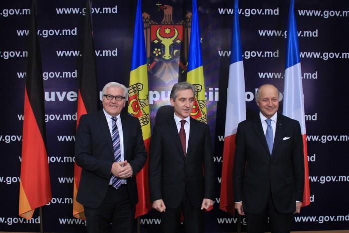 Mesajul miniștrilor de Externe ai Franței și Germaniei pentru Republica Moldova