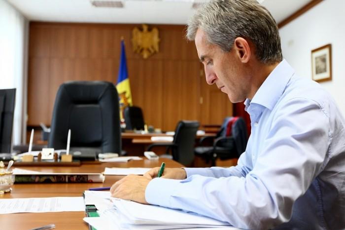 Mesajul premierului Iurie Leancă către omologul ucrainean