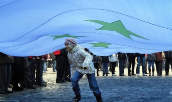 (foto, video) Ucrainenii protestează faţă de schimbarea poziţiei Guvernului în privinţa UE