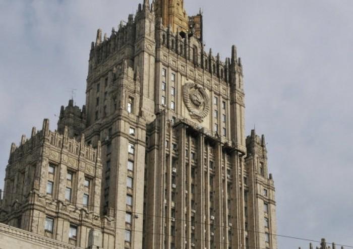 Ministerul rus de Externe: Declarațiile lui Băsescu sunt incorecte și nefondate