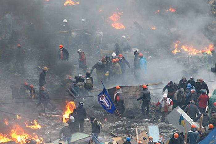 Miniștrii de Externe din Franța, Germania și Polonia au amânat negocierile cu Ianukovici