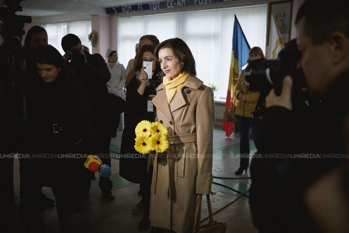 Mișcarea Populară Antimafie îi cere Maiei Sandu să-și înainteze candidatura la funcția de primar al Chișinăului și îndeamnă partidele pro-europene să o susțină
