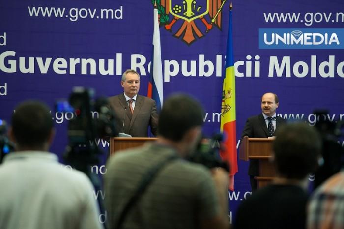 """MK: """"Șoimul de carton"""", Rogozin va trebui să semneze """"actul de capitulare"""" al Transnistriei"""