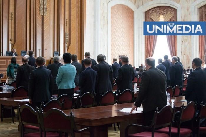 """Modificări în delegațiile Parlamentului: Democrați înlocuiți de democrați, """"liberalii reformatori"""" au luat locul liberalilor"""