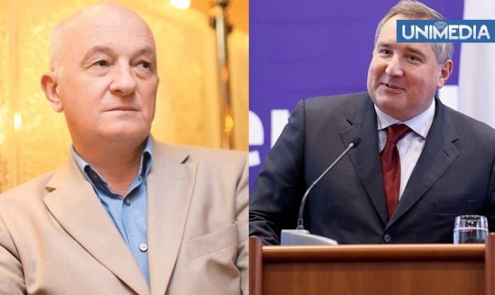 """Nantoi: """"Rogozin simbolizează atitudinea Federaţiei Ruse faţă de Republica Moldova"""""""
