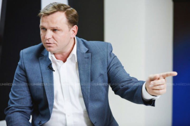 Andrei Năstase: Demisia lui Dorin Chirtoacă, una benefică