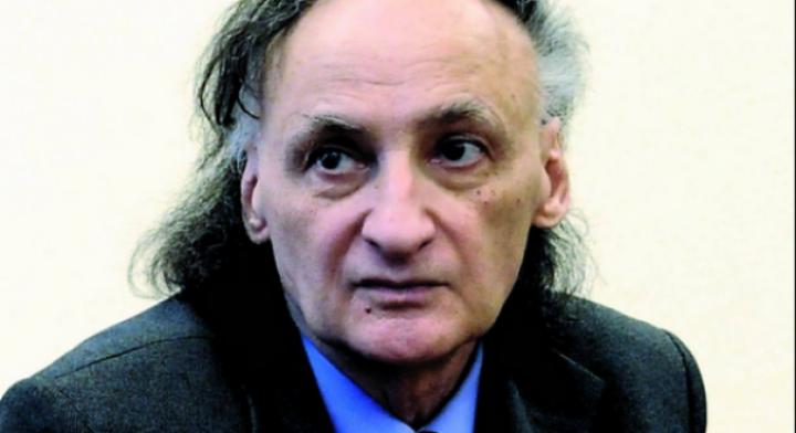 Nouă ani de la moartea tragică a poetului Grigore Vieru. Omagii vor fi aduse la bustul acestuia de pe Aleea Clasicilor