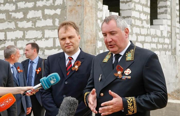 Novaya Gazeta: Vizita lui Rogozin la Tiraspol – motiv pentru Moscova de a înrăutăți relațiile cu Moldova