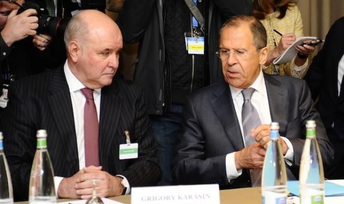 Karasin și Lavrov vor veni la Chișinău